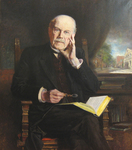 Portrait of James Phinney Baxter