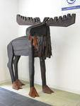 Montgomery the Moose by Nantz Comyns