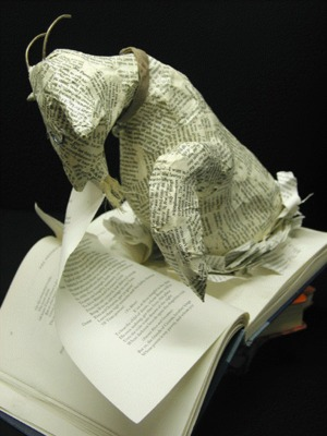 Billy Goat the Counselor: Altered Book