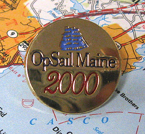 OpSail 2000 Articles & Artifacts