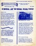 Casco Bay Island Development Association Newsletter : Spring-Summer 1975