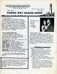 Casco Bay Island Development Association Newsletter : Fall 1975 by Casco Bay Island Development Association