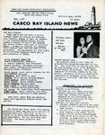 Casco Bay Island Development Association Newsletter : Fall 1975