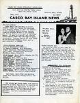 Casco Bay Island Development Association : Fall 1975