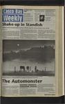 Casco Bay Weekly : 3 October 1991