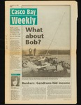 Casco Bay Weekly : 22 August 1991