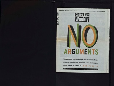 weekly argument