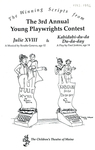 3rd Annual Young Playwrights Contest - The Winning Scripts : 1993 - 1994
