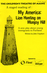 Lion Hunting on Munjoy Hill : June 2002