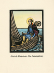 """Saint Brendan the Navigator"""