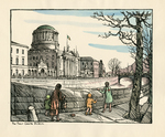 """The Four Courts, Dublin"""