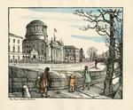 """The Four Courts, Dublin"""