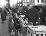 Farmers Market on Federal Street, 1939