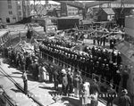 Naval Preparation at Maine State Pier.