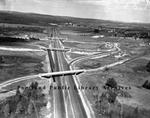 Maine Turnpike Construction, 1955