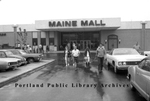 Maine Mall, 1973.