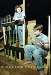 Children's Theatre of Maine performs To Kill A Mockingbird.