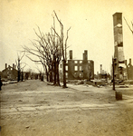 Federal Street, from Pearl Street, Looking Northeast. by J. P. Soule