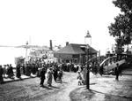 Forest City Landing, Peaks Island, ca.1910.