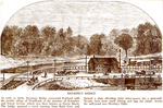 Deering's Bridge, ca1810.