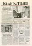 Island Times, Nov 2004
