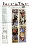 Island Times, Jan-Feb 2013 by Kevin Attra