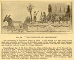 "Program Excerpt: ""The Pioneers of Aroostook"" Parade Float"
