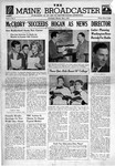 The Maine Broadcaster : May 1949 (Vol. 5, No. 5)