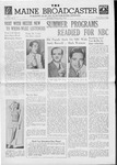 The Maine Broadcaster : May 1947 (Vol. 3, No. 5)