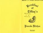 Breakfast at Tiffiny's Pancake Kitchen, 1982 by Breakfast at Tiffiny's Pancake Kitchen