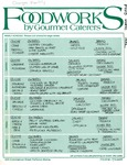 Foodworks, 1982 by Foodworks