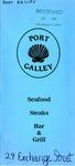 Port Galley Restaurant, 1982 by Port Galley Restaurant