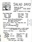 Salad Days, 1982 by Salad Days