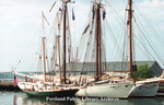 Schooner, the Spirit of Massachusetts.