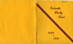 Calends Study Club : 1950 - 1951.