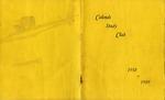 Calends Study Club : 1958 - 1959.