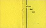 Calends Study Club : 1965 - 1966.