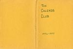 Calends Study Club : 1976 - 1977.