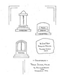 Cemeteries : Peaks Island, Maine