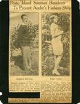 Doris Cooper scrapbook page 2