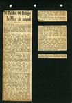 Doris Cooper scrapbook page 3