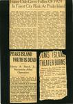 Doris Cooper scrapbook page 4