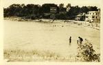 Hadlock's Cove Bathing Beach, Peaks Island, Me.