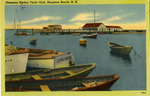 Hampton Harbor Yacht Club, NH by Hampton Casino Gift Shoppe, publisher