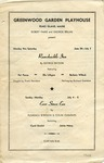"""Ramshackle Inn,"" Presented by Greenwood Garden Playhouse. by George Batson"