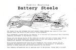 Public Meeting : Battery Steele, 1993. by Battery Steele Association