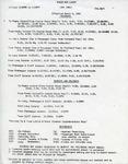Casco Bay Lines Timetable : April 1981