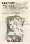 Harbor Voices : Vol 2, No 1 - Feb 2001 by Jenny Ruth Yasi