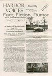 Harbor Voices : Vol 2, No 3 - May 2001 by Jenny Ruth Yasi