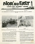 Nor' by East, Apr 1965 by Casco Bay Island Development Association